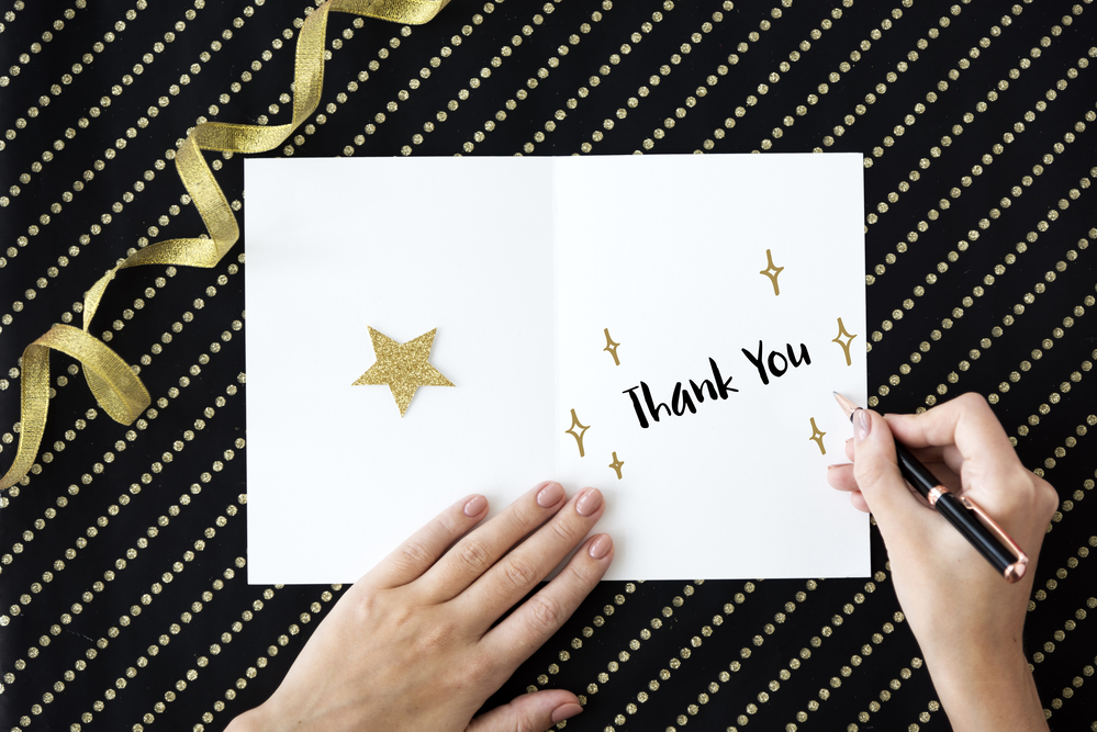 The Power Of The Handwritten Thank You Note Joey Coleman
